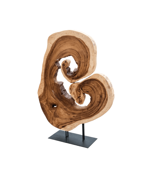 Decoratiune lemn acacia XL